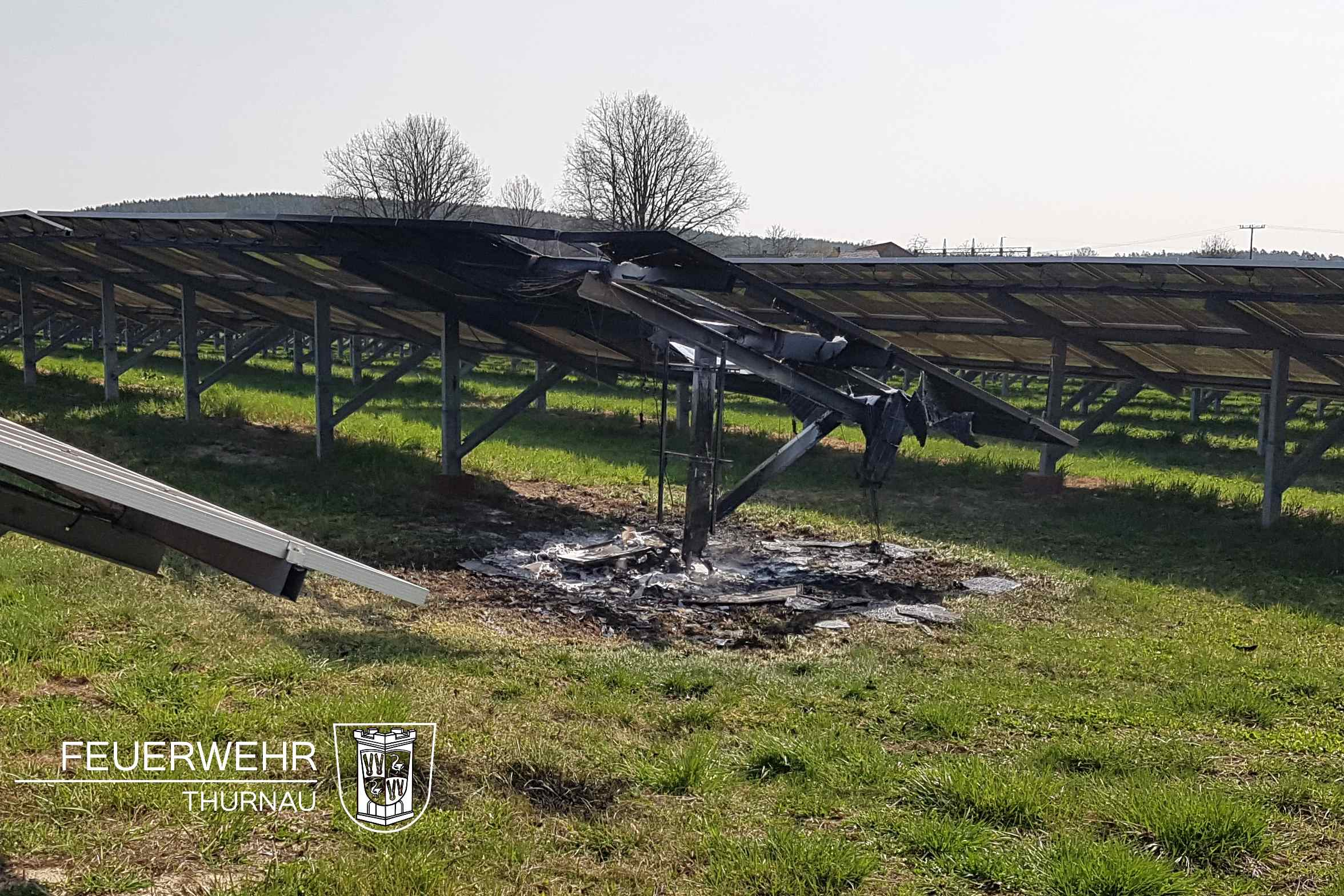 Brand Photovoltaik Igelsreuth